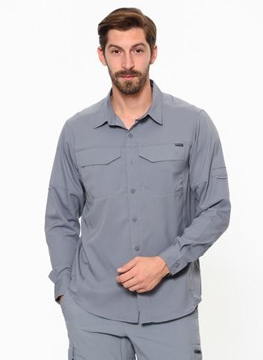 Columbia Gömlek Gri
